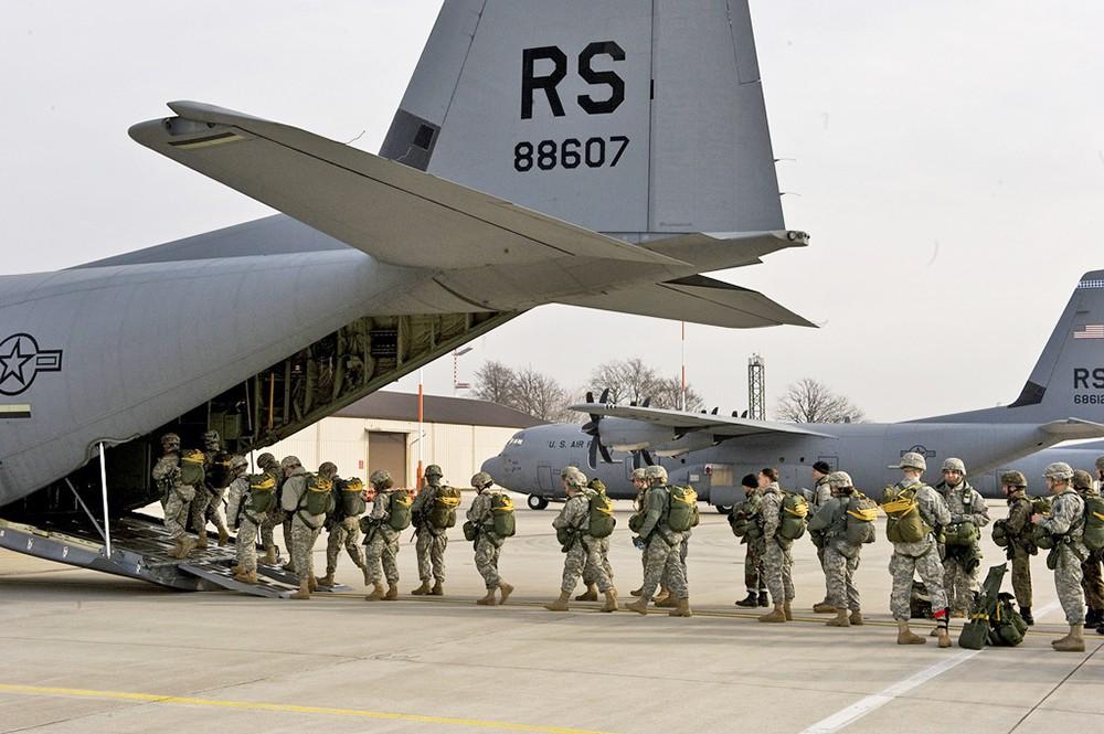 Самолеты сил НАТО