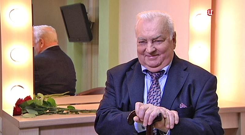 Народный артист России Михаил Державин