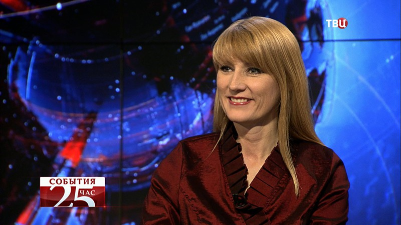 Светлана Журова, олимпийская чемпионка, депутат Госдумы РФ