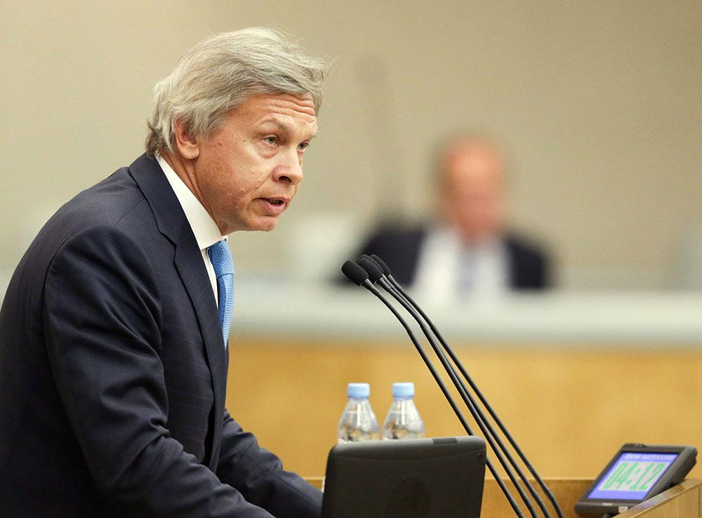 Пушков объяснил отказ Польши принимать беженцев