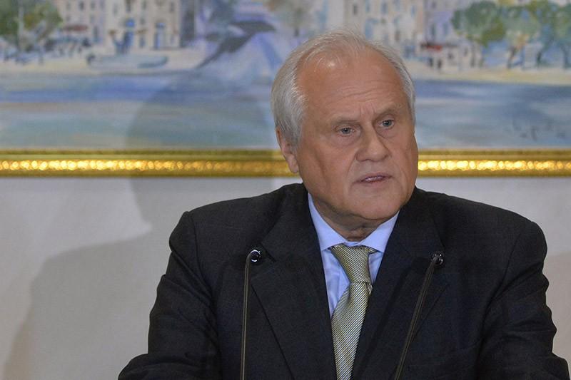 Спецпредставитель ОБСЕ Мартин Сайдик