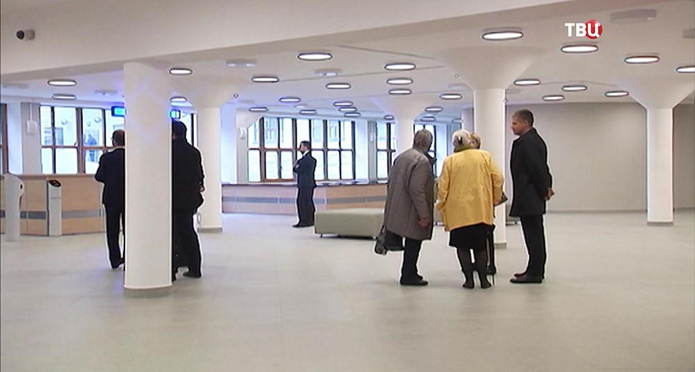 """""""Дом-коммуна"""" после реставрации"""