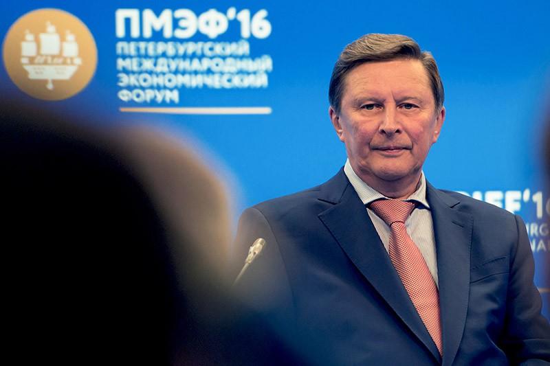 Руководитель администрации президента Российской Федерации Сергей Иванов