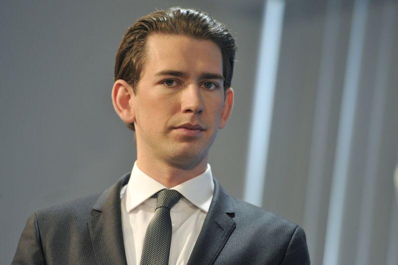 Глава МИД Австрии Себастьян Курц