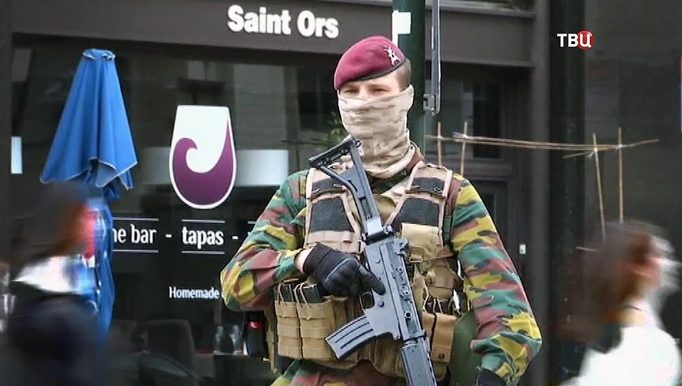 Военная полиция Бельгии