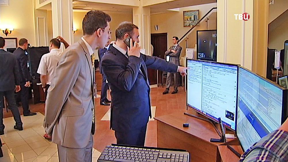 Система электронного правосудия в Мосгорсуде