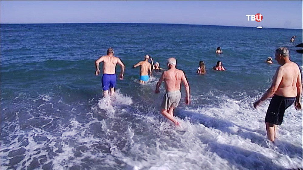 Делегация из США в Крыму