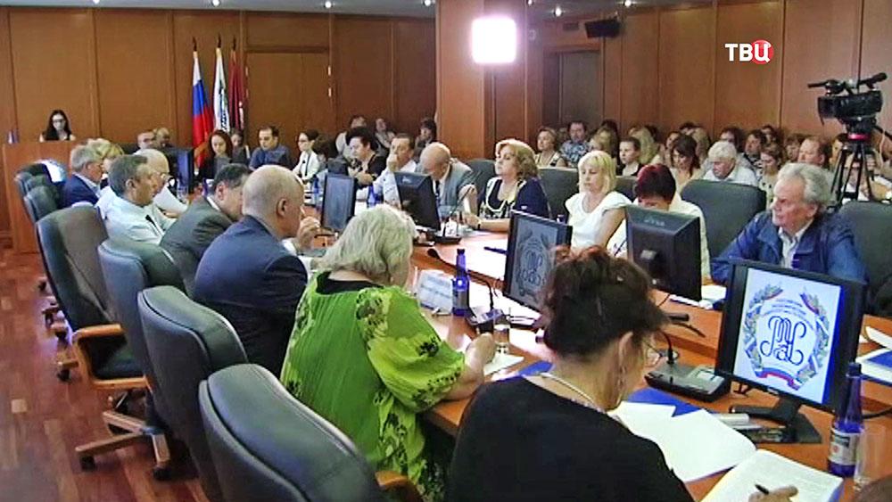 """Заседание экономического совета партии """"Единая Россия"""""""