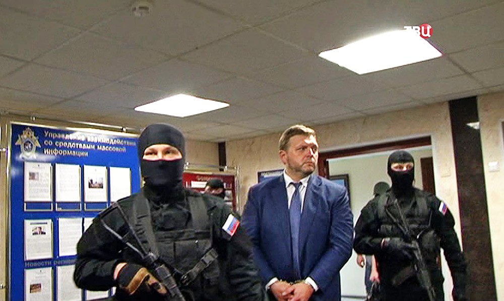 Задержание Никита Белых