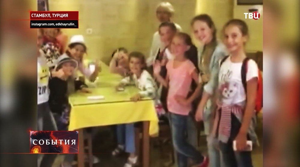 Ваэропорту находились 15 детей изЧелнов— Теракт вСтамбуле