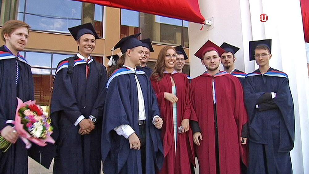 Выпускники Технологического университета в Королеве