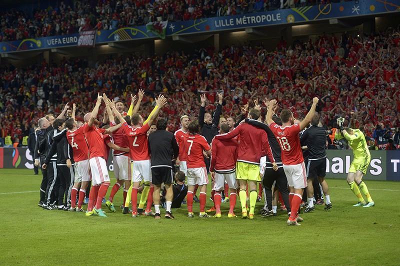 Игроки сборной Уэльса по футболу