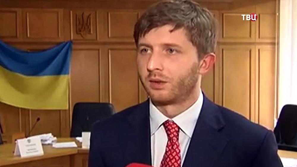 Глава Национальной комиссии по регулированию электроэнергетики Украины