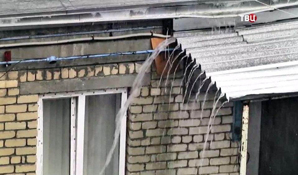 11 В Ленинградской области устраняют последствия непогоды