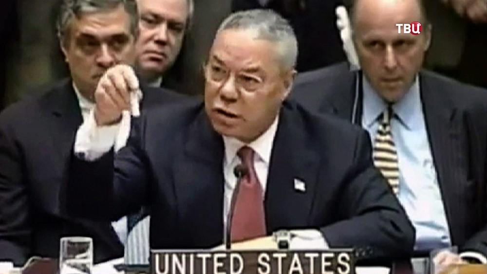 Бывший госсекретарь США Колин Пауэлл
