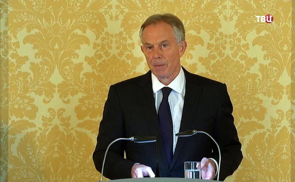 Тони Блэра могут привлечь к ответственности за иракскую кампанию