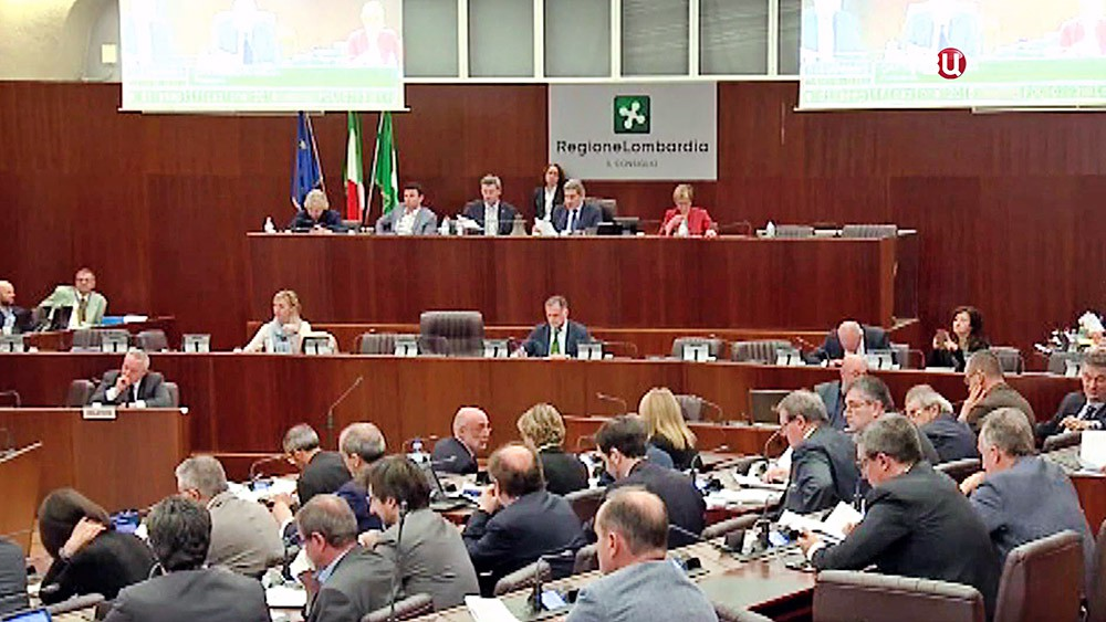 Совет Ломбардии голосует за отмену антироссийских санкций