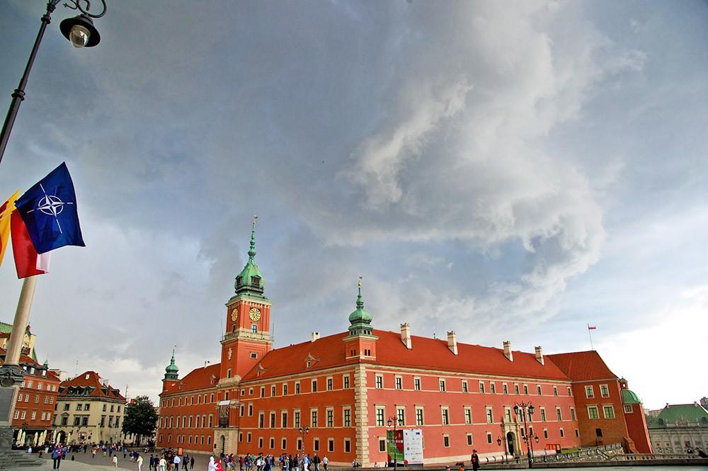 Варшава в преддверии саммити НАТО