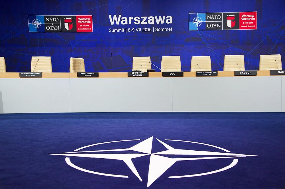 Подготовка к саммиту НАТО в Варшаве