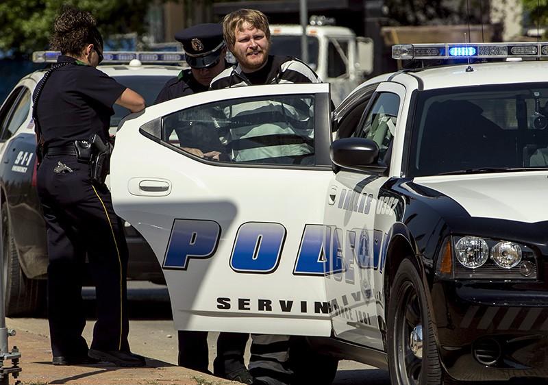 Полиция Далласа. Техас, США