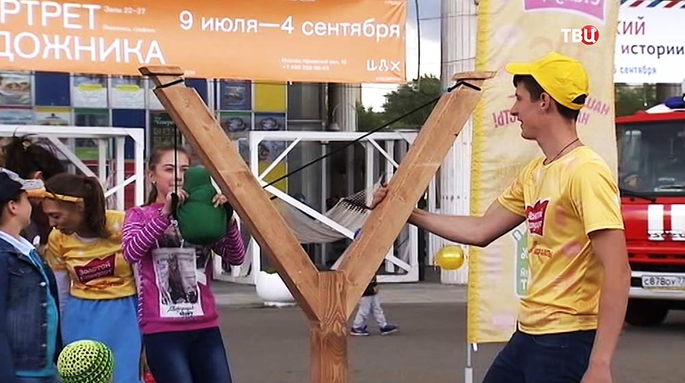 """Участники фестиваля """"Папа Фест"""""""