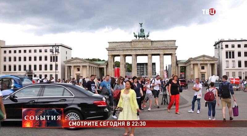 """Смотрите в 22:30 специальный репортаж """"Евросказка"""""""