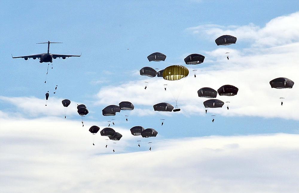 Десантные войска сил НАТО