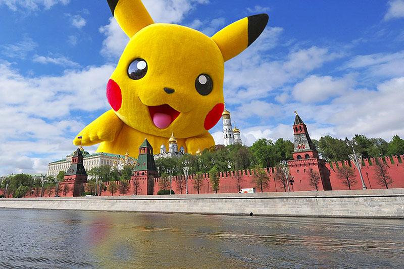 Покемон го новости украина