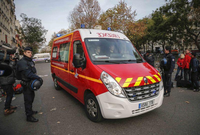 Скорая помощь во Франции
