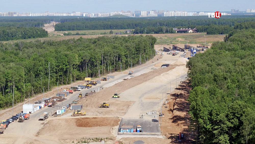 Дорожное строительство