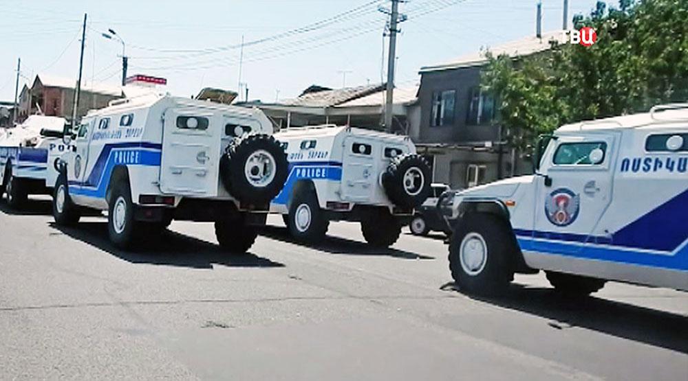 Полиция армении