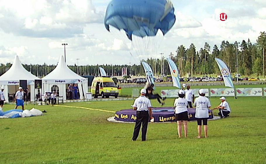 Чемпионат по парашютному спорту