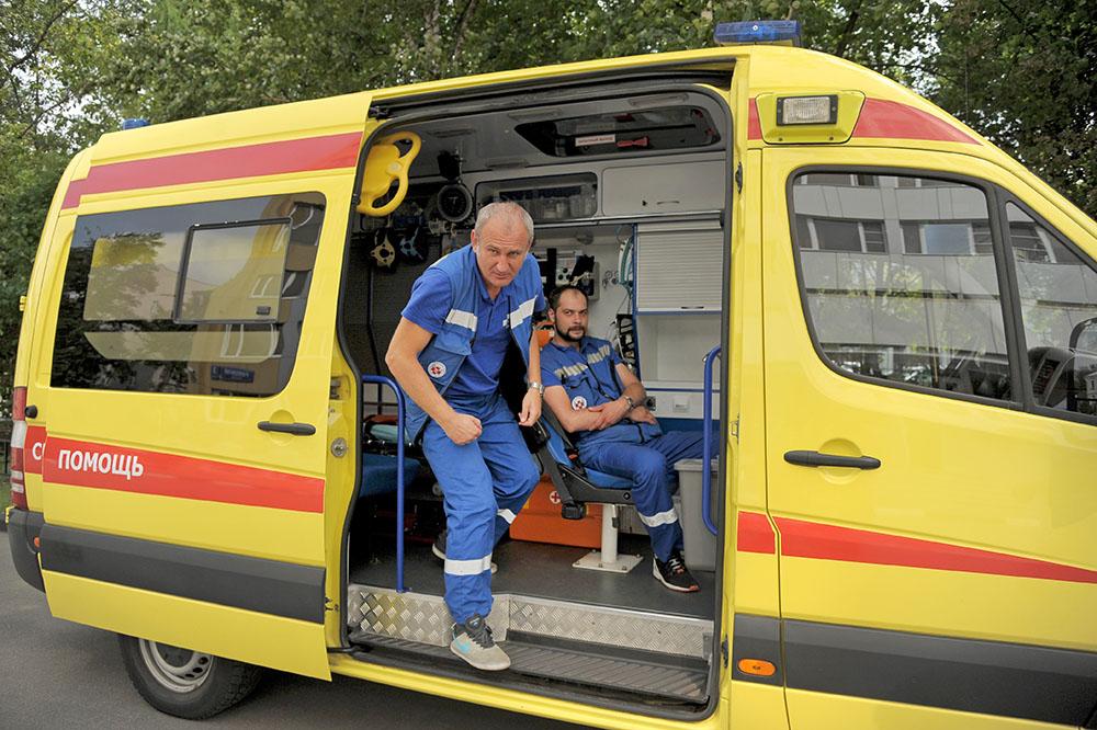пациент избил врачей