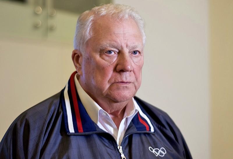 Почетный член Международного олимпийского комитета (МОК) Виталий Смирнов