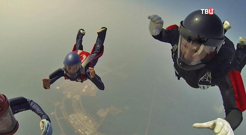 День парашютиста