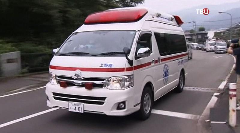 Скорая помощь в Японии