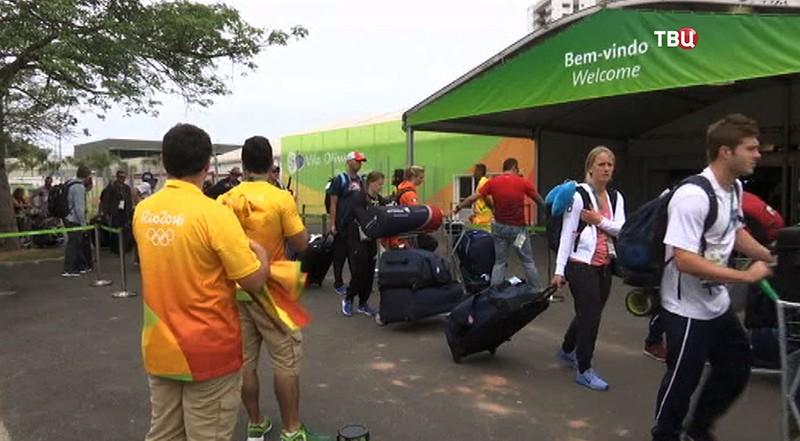 Спортсмены готовятся к Олимпиаде
