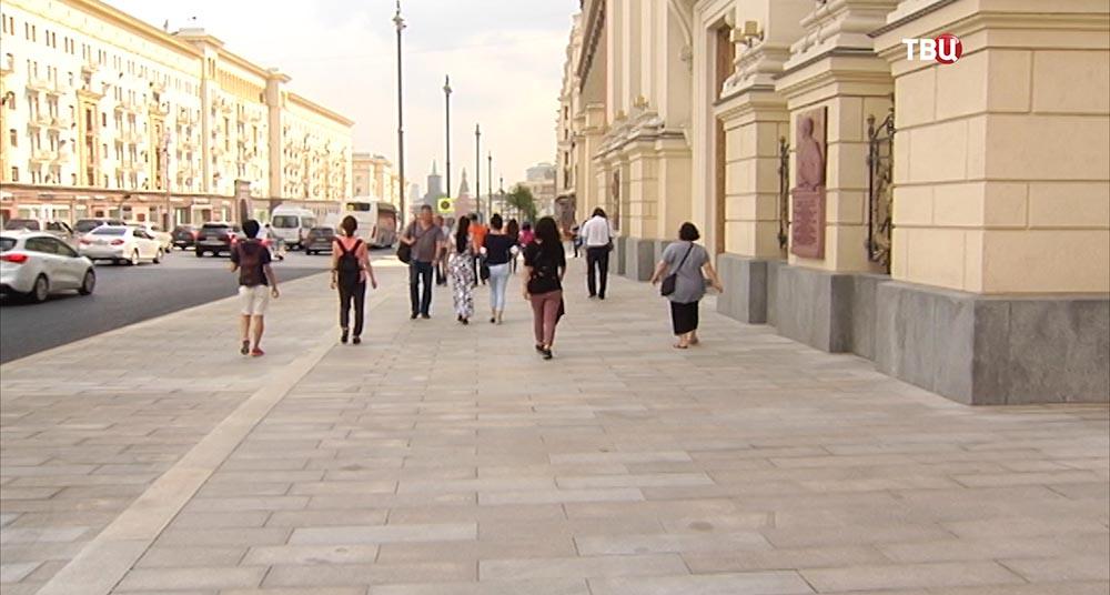 улицы проститутки тверской