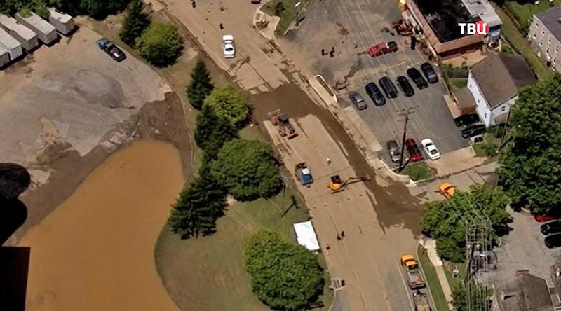 Потоп в США