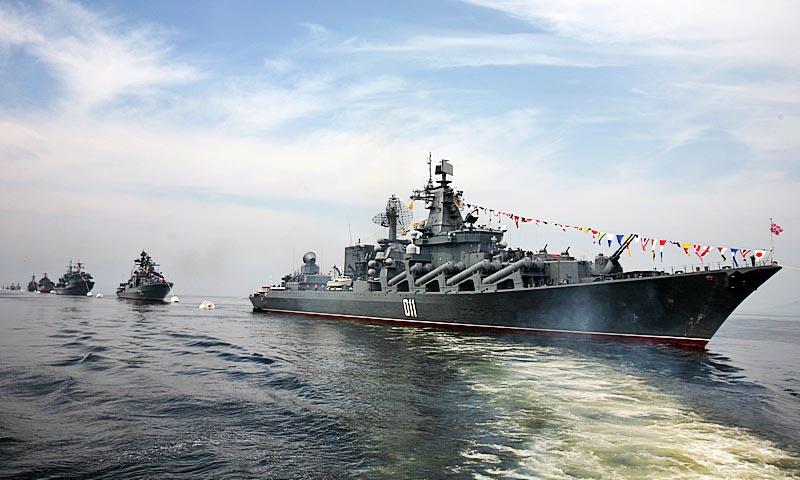Корабли ВМФ России