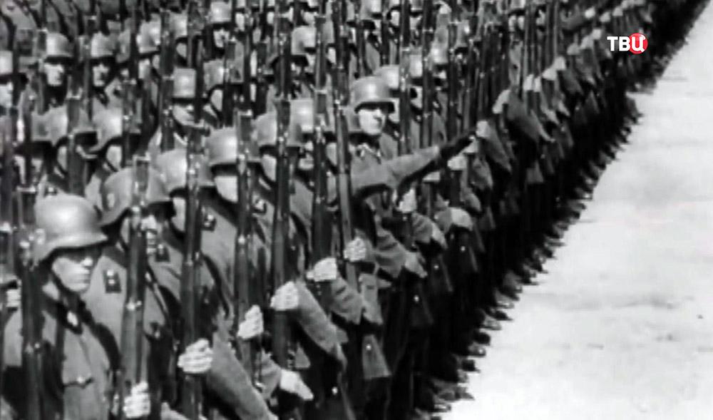 Военнослужащие гитлеровской Германии