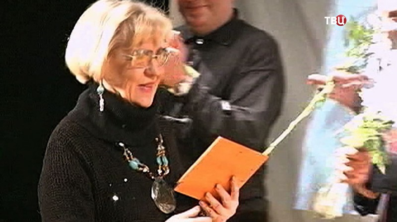 Народная артистка РСФСР Зинаида Шарко