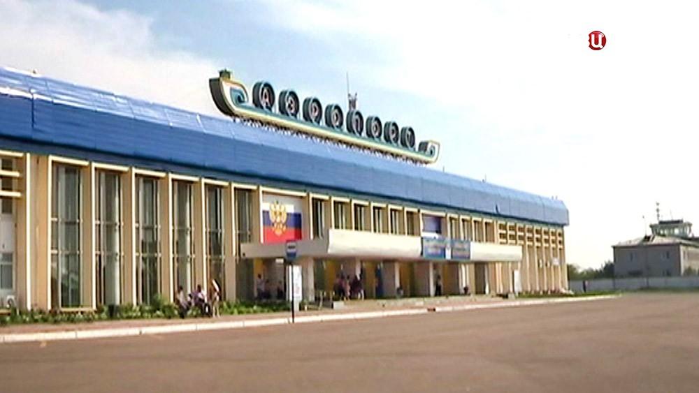 Аэропорт в Улан-Уде