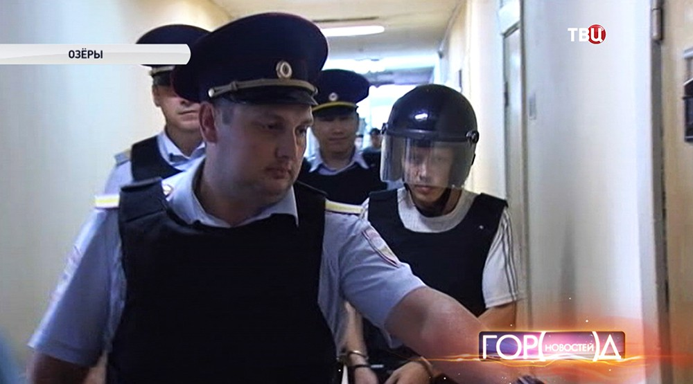 Подозреваемый в убийстве приемной дочери Роман Черников