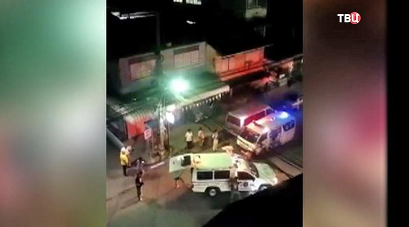 Число пострадавших отвзрывов вТаиланде выросло до 24
