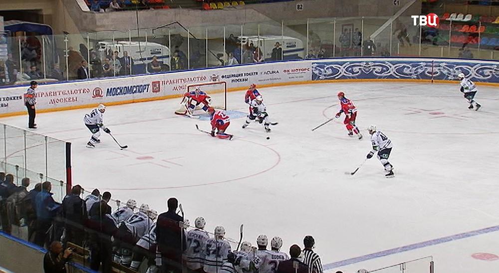 Кубок главы города столицы: ЦСКА достиг победы над «Витязем»