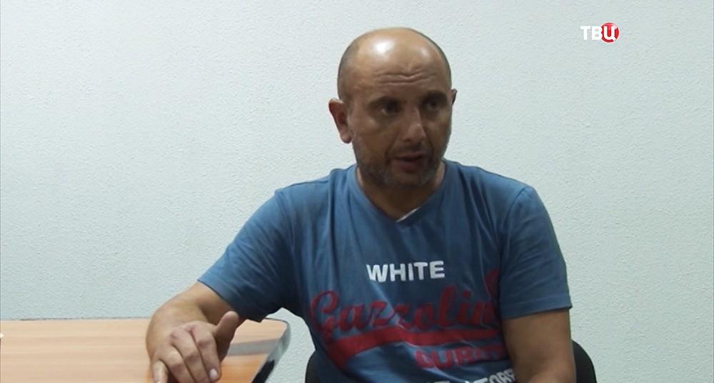 Чубаров: Один из«диверсантов» был схвачен еще три недели назад