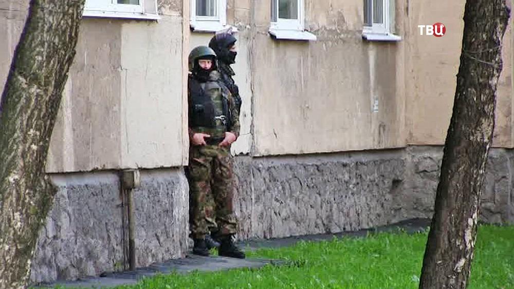 В квартире Петербурга уничтожили лидеров бандподполья КБР