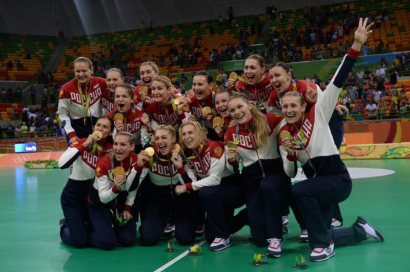 Золотые медали россии олимпийских играх