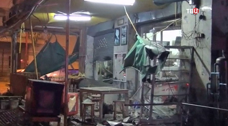Уотеля вТаиланде взорвалась бомба